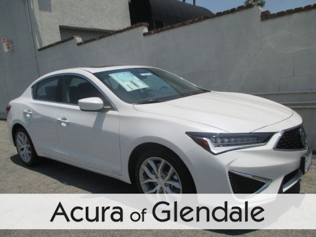 New 2019 Acura ILX Base Sedan Glendale