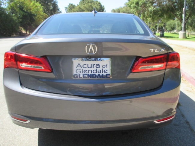 Certified Used Acura TLX CYL Tech For Sale In Glendale CA - Used 2018 acura tsx
