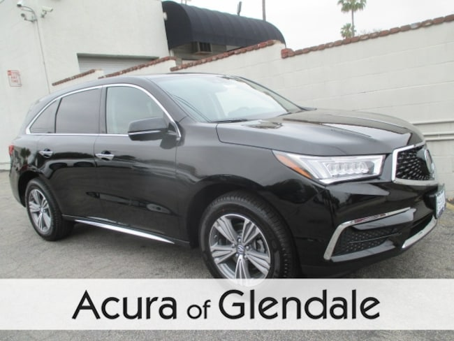 New 2019 Acura MDX Base SUV Glendale