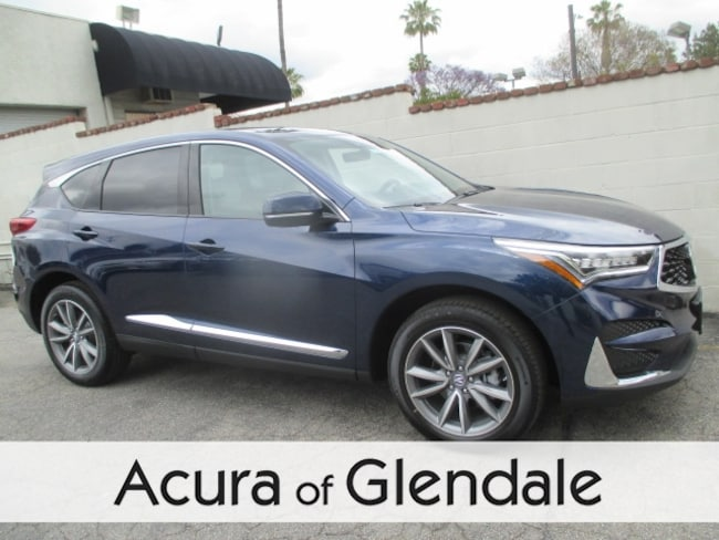 New 2019 Acura RDX with Technology Package SUV Glendale