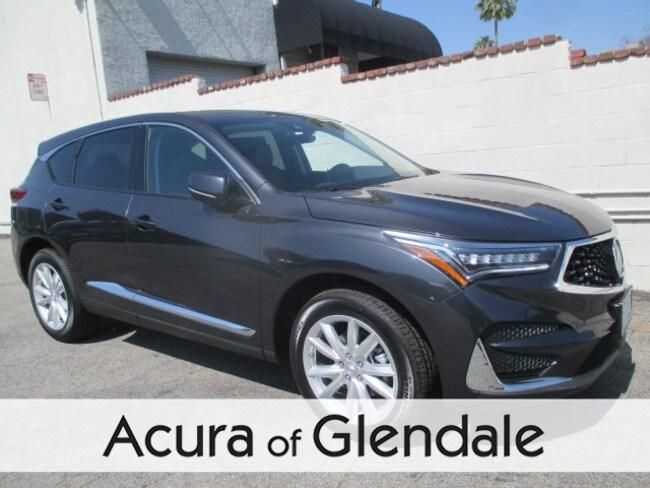 New 2020 Acura RDX Base SUV Glendale