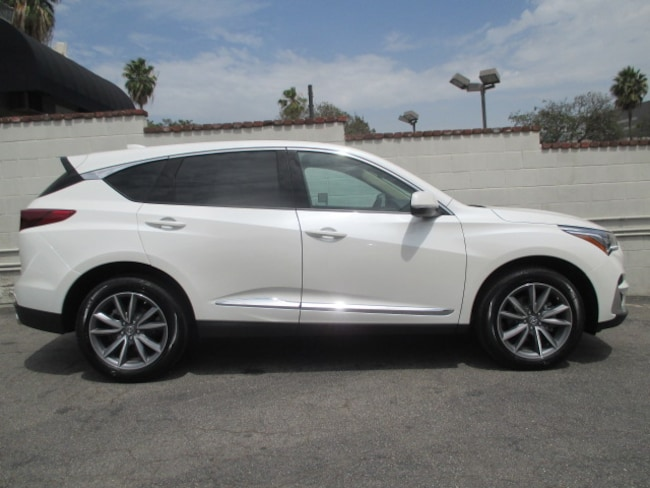 New 2019 Acura Rdx With Technology Package For Sale Near Los Angeles
