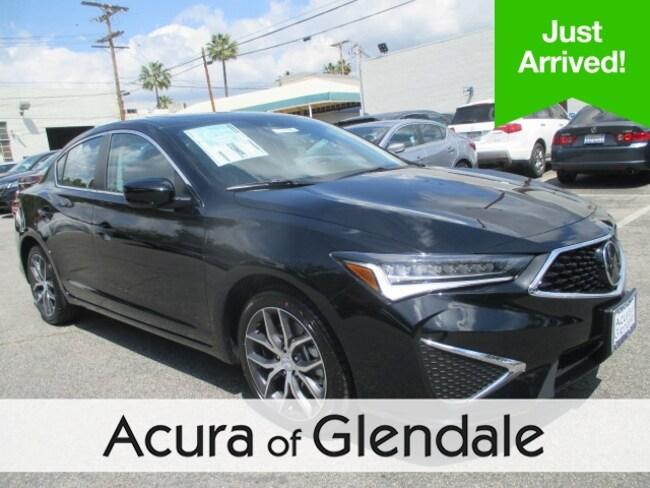New 2019 Acura ILX with Premium Sedan Glendale