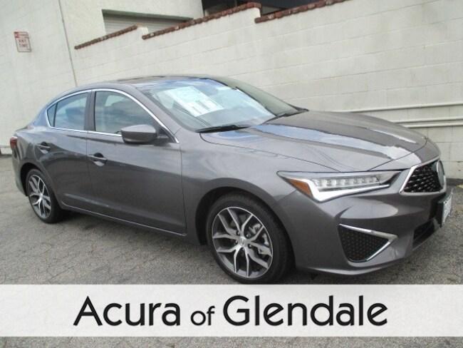 New 2019 Acura ILX with Technology Sedan Glendale