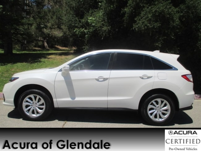 Certified Used 2017 Acura RDX SUV in Glendale, CA
