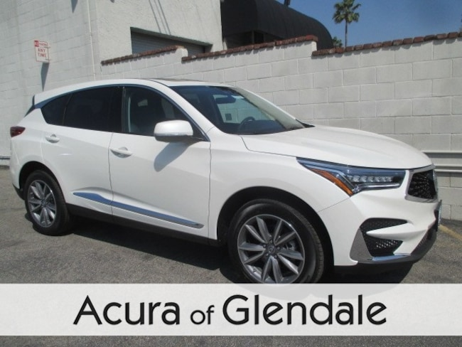 New 2019 Acura RDX SH-AWD with Technology Package SUV Glendale