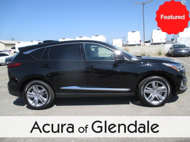 New 2019 Acura RDX with Advance Package SUV Glendale