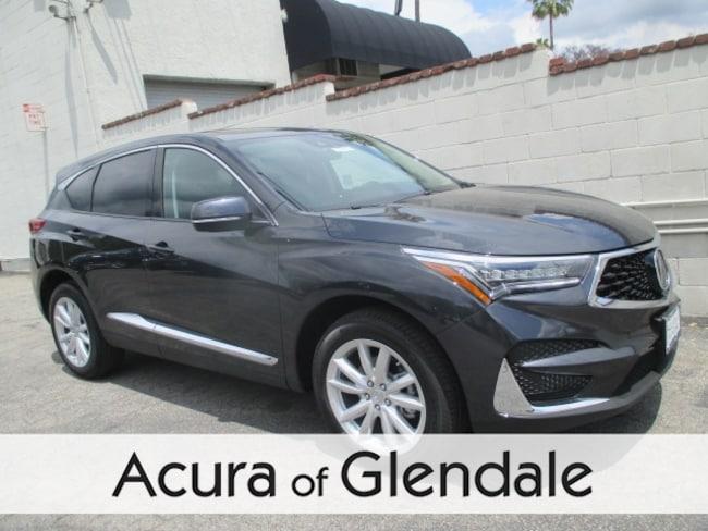 New 2019 Acura RDX SH-AWD SUV Glendale