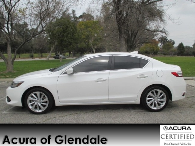 Certified Used 2016 Acura ILX Sedan in Glendale, CA