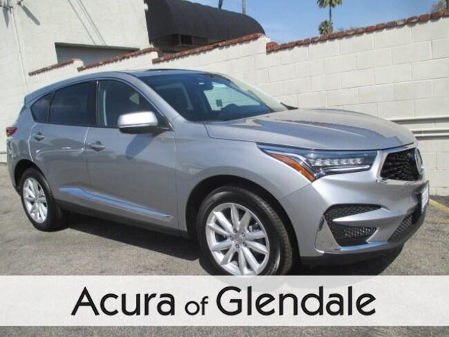 New 2019 Acura RDX Base SUV Glendale