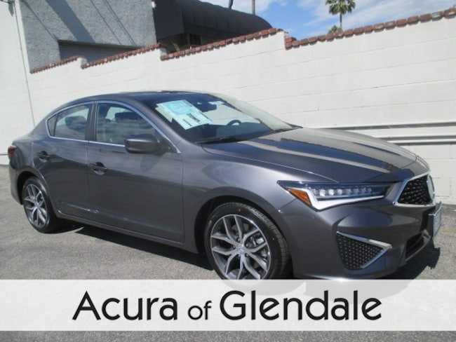 New 2019 Acura ILX with Premium Sedan Glendale