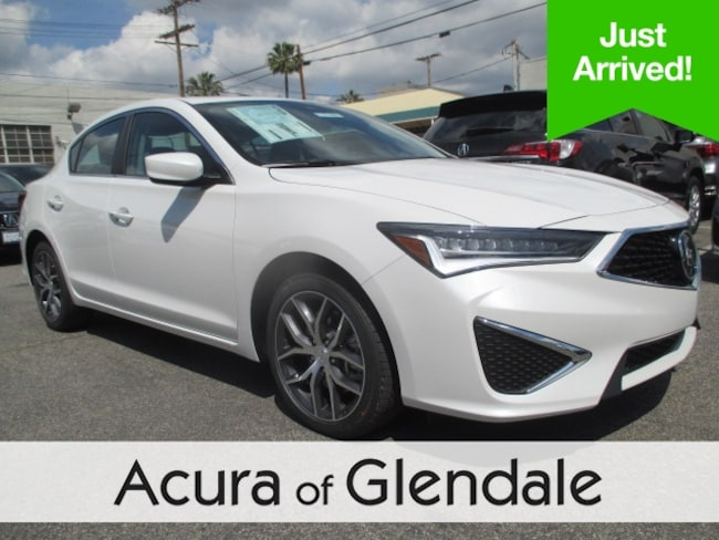 New 2019 Acura ILX with Technology Sedan Glendale