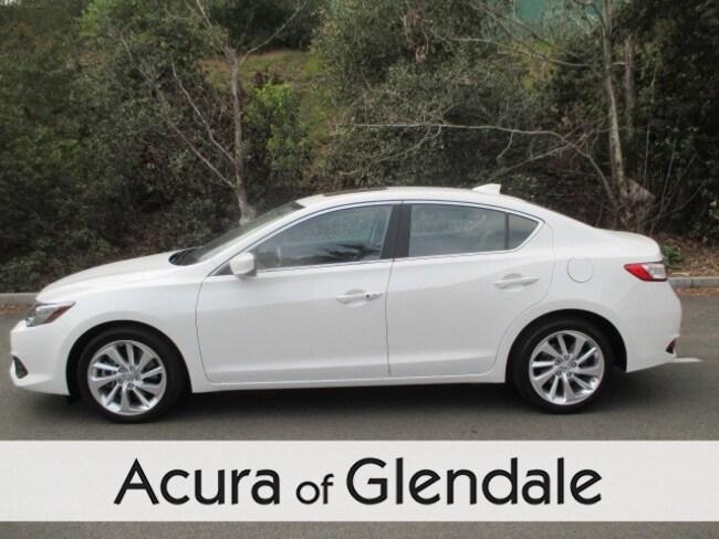 Used 2016 Acura ILX Sedan Glendale