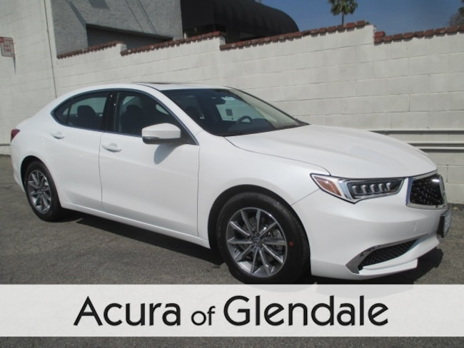 New 2020 Acura TLX with Technology Package Sedan Glendale
