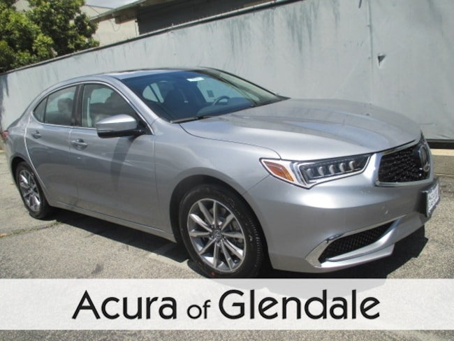 New 2020 Acura TLX Base Sedan Glendale