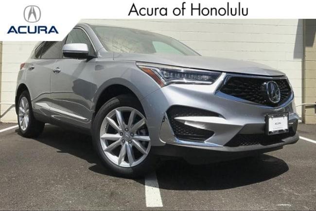 New 2019 Acura RDX SH-AWD SUV Honolulu