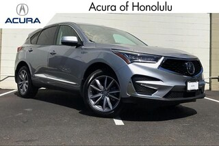 New 2020 Acura RDX with Technology Package SUV Honolulu, HI