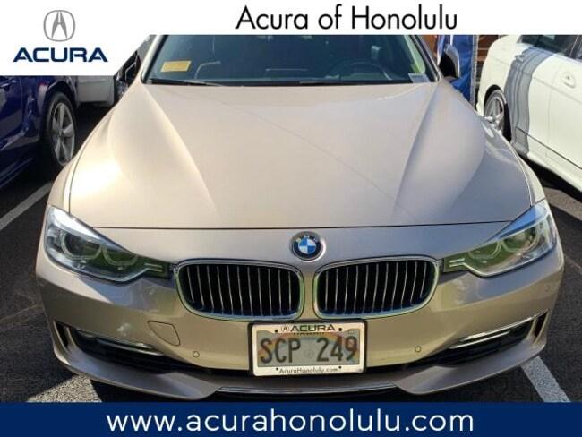 Used 2013 BMW 335i Sedan Honolulu, HI