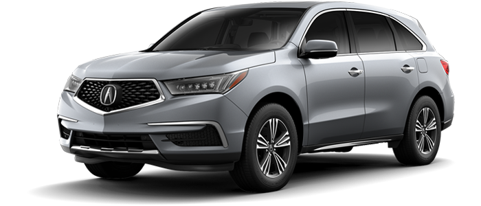 New 2019 Acura MDX at Acura of Honolulu