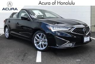 New 2019 Acura ILX Base Sedan Honolulu, HI