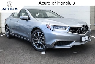 New 2019 Acura TLX 3.5 V-6 9-AT P-AWS Sedan Honolulu, HI
