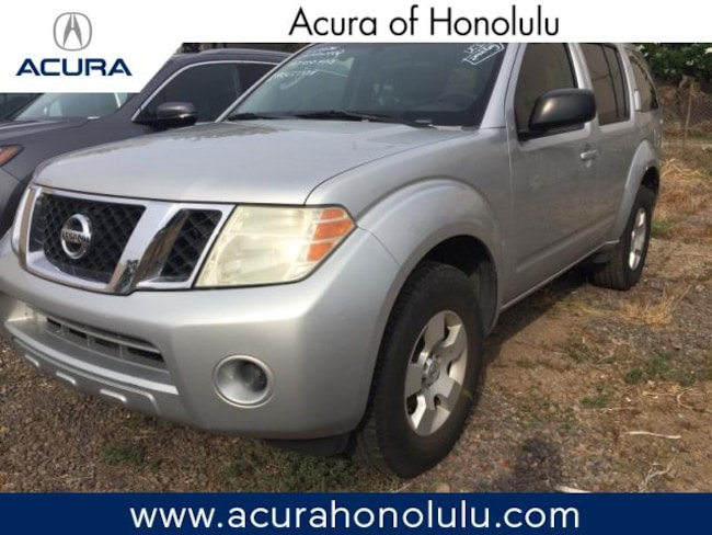 Used 2008 Nissan Pathfinder S SUV Honolulu, HI