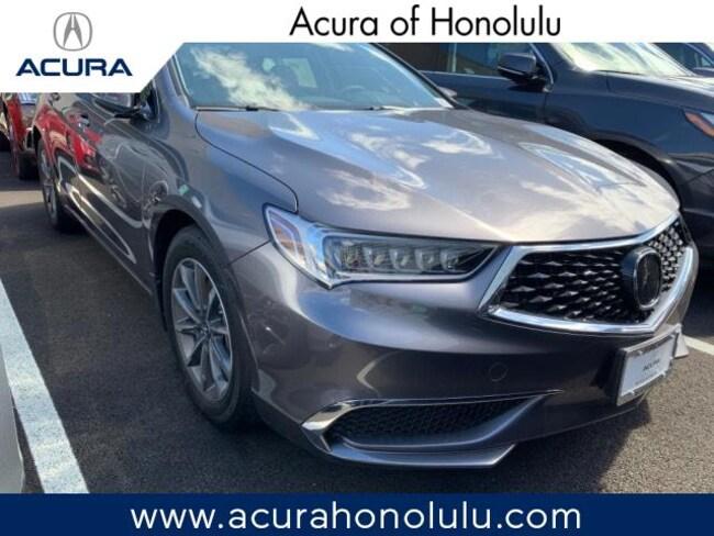New 2019 Acura TLX 2.4 8-DCT P-AWS Sedan Honolulu