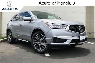 New 2019 Acura MDX with Technology Package SUV Honolulu, HI