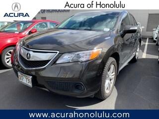 Used 2014 Acura RDX RDX SUV Honolulu, HI