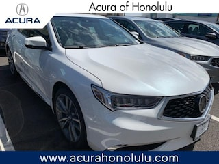 New 2019 Acura TLX 3.5 V-6 9-AT SH-AWD with Technology Package Sedan Honolulu, HI
