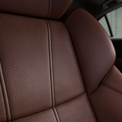 2018 Acura TLX Interior Leather Seating