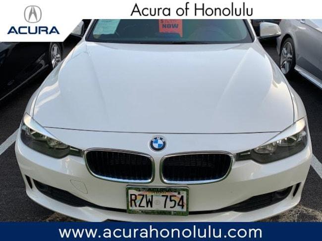 Used 2013 BMW 320i Sedan Honolulu, HI