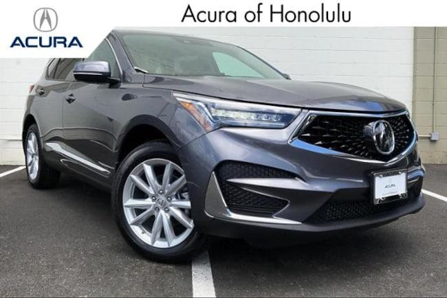 New 2020 Acura RDX SH-AWD SUV Honolulu