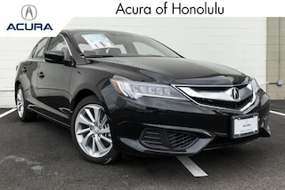 New 2018 Acura ILX with Technology Plus Sedan Honolulu, HI