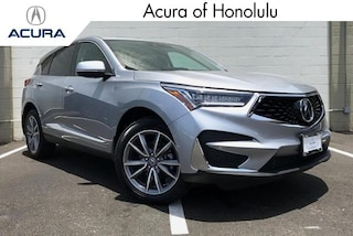 New 2020 Acura RDX SH-AWD with Technology Package SUV Honolulu, HI