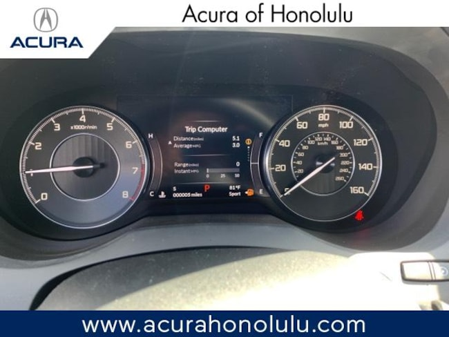 New 2019 Acura RDX Base SUV Honolulu