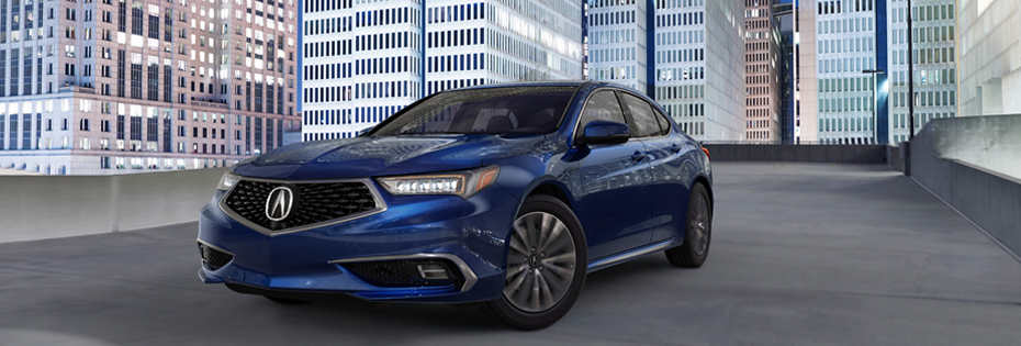 2018 Acura TLX Exterior Features