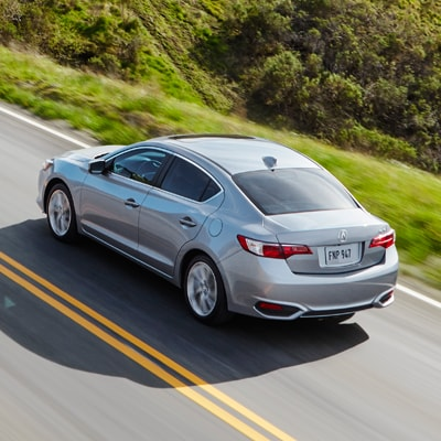 2017 Acura ILX Safety Features