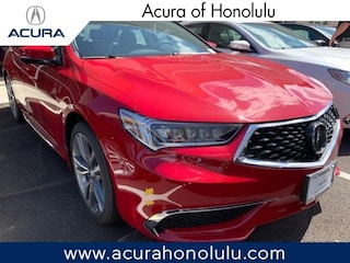 New 2019 Acura TLX 3.5 V-6 9-AT P-AWS with Technology Package Sedan Honolulu, HI