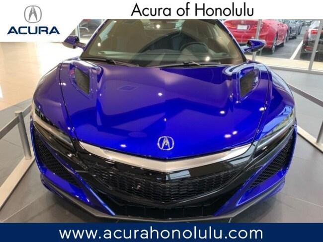 New 2018 Acura NSX Base Coupe Honolulu