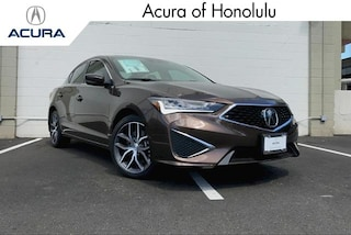 New 2019 Acura ILX with Premium Sedan Honolulu, HI
