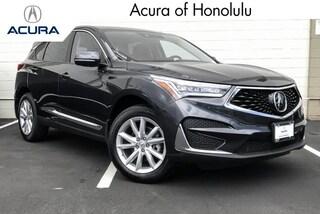 New 2019 Acura RDX Base SUV Honolulu, HI
