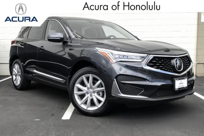 New 2019 Acura RDX Base SUV Honolulu