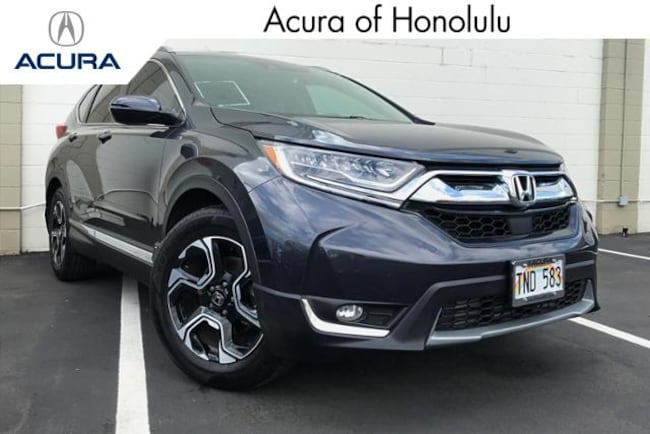 Used 2018 Honda CR-V Touring 2WD SUV Honolulu, HI