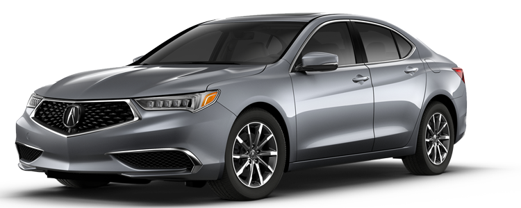 New 2018 Acura TLX 2.4 TECH at