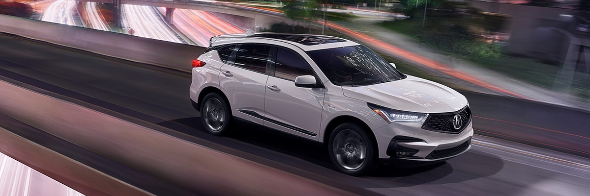 2018 Acura RDX Exterior Features