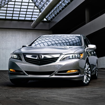 2017 Acura RLX Led Lighting