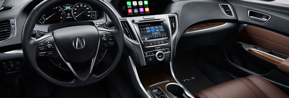2020 Acura TLX Interior Features