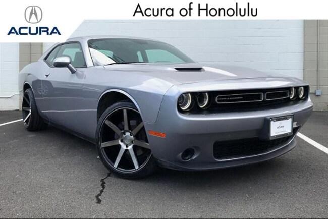 Used 2016 Dodge Challenger SXT Coupe Honolulu, HI