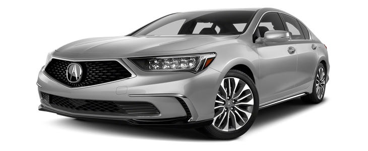New 2018 Acura RLX TECH at